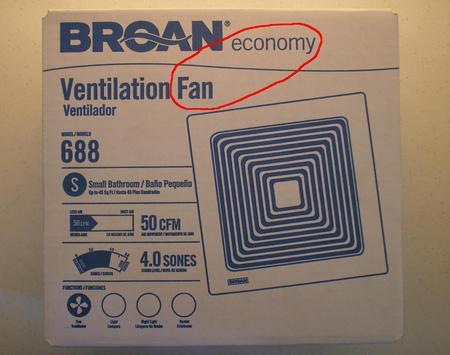 economy fan