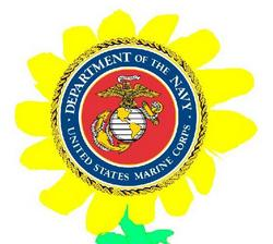 The Official Death Flower of the USMC