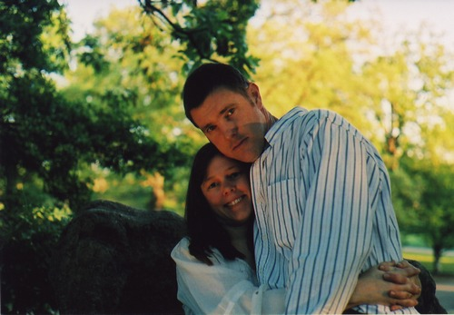 The Happy Couple: Now ~ the Ominous Comma