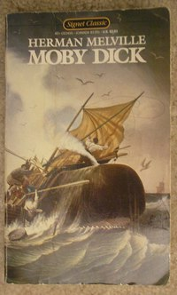 Moby Dick ~ the Ominous Comma