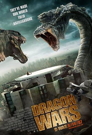 Dragon Wars, the Worst Movie since Timeline ~ the Ominous Comma