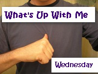 What's Up With Me Wednesday ~ the Ominous Comma