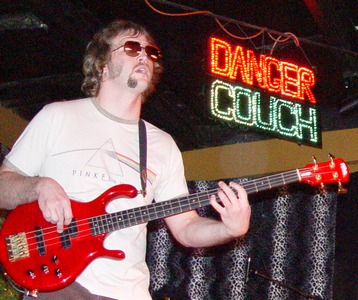 Jimmy James of DangerCouch ~ the Ominous Comma