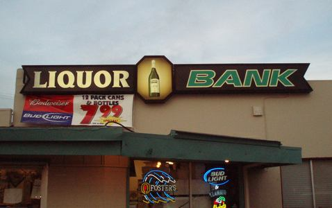 Liquor Bank