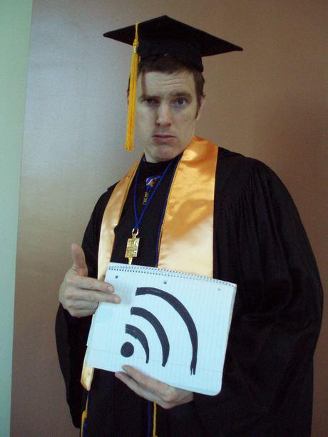 Brent Diggs Graduates