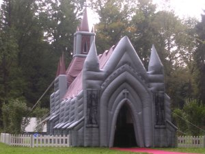 Inflatable Church