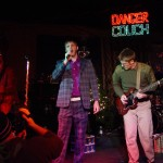 DangerCouch live on stage and out of control