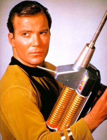 Kirk and the Big Guns